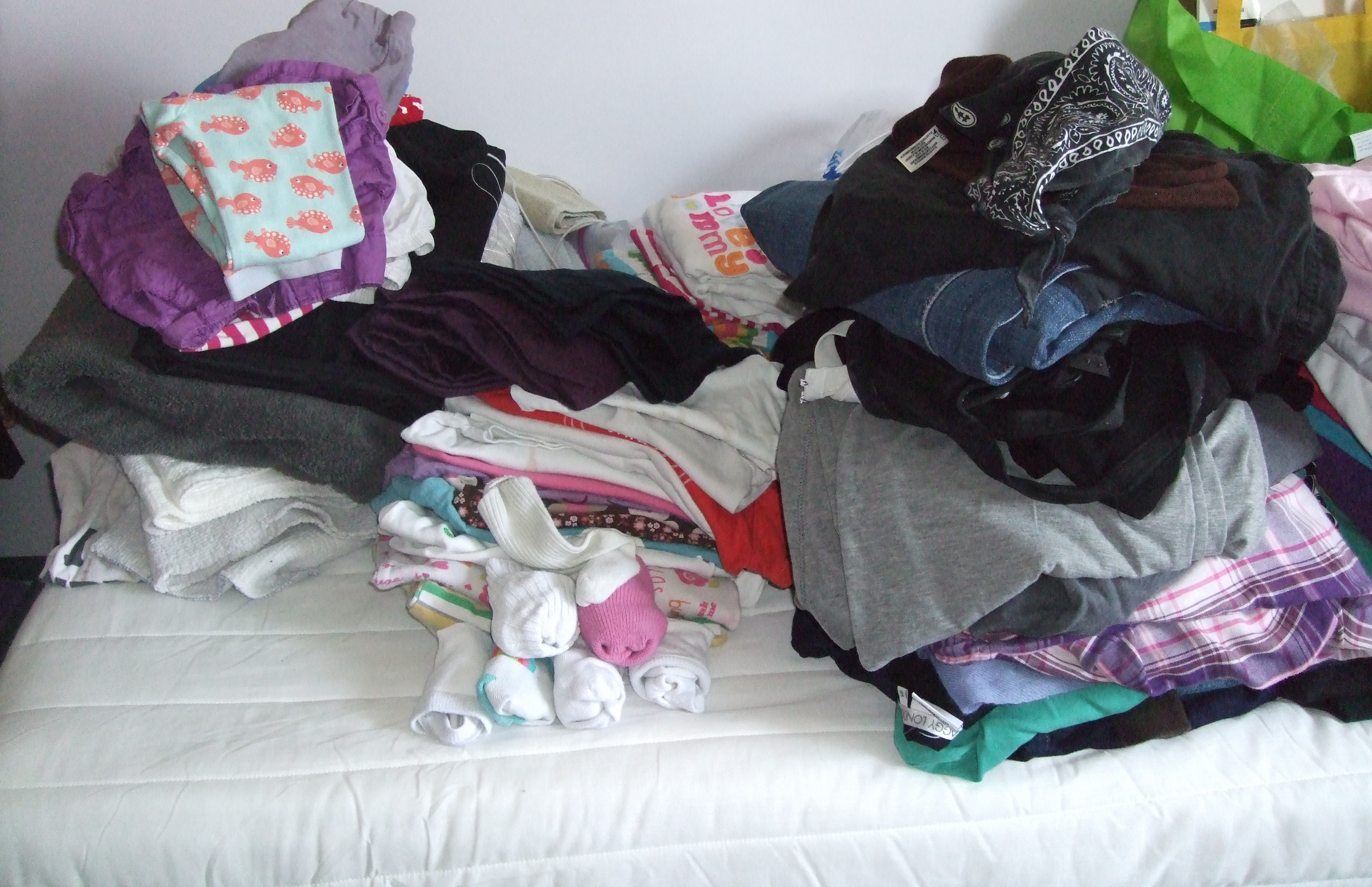 The Laundry Bed