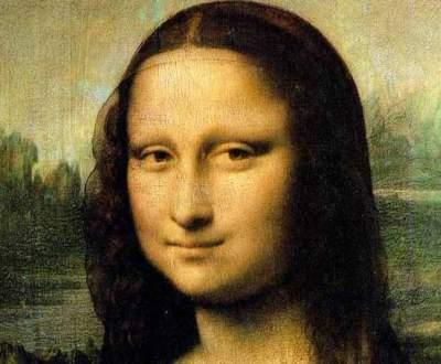 Mona Lisa's Eyebrows