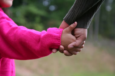 A Toddler's Trust